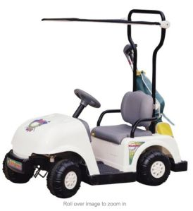 kids golf cart