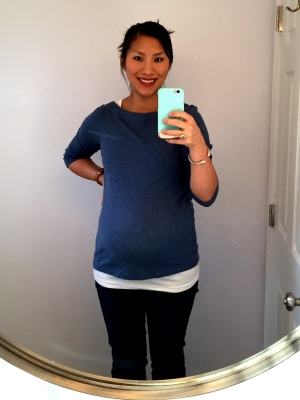26 weeks and 6 days_side